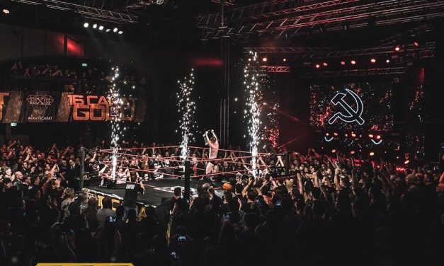 wXw 16 Carat Gold 2018 Night 2 (March 10) Results & Review