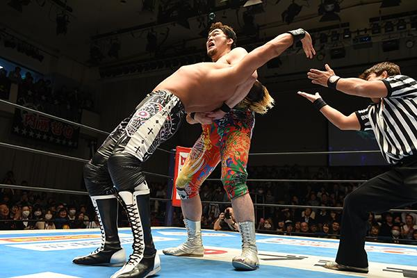 NJPW New Japan Cup 2018 Night 6 (March 15) Results & Review