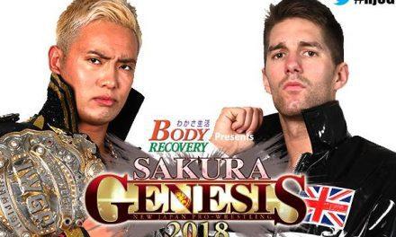 NJPW Sakura Genesis 2018 Preview & Predictions