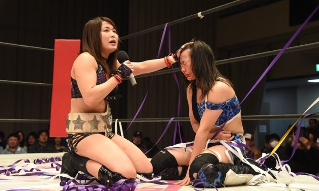 Stardom Queen's Fes 2018 (February 18) Results & Review