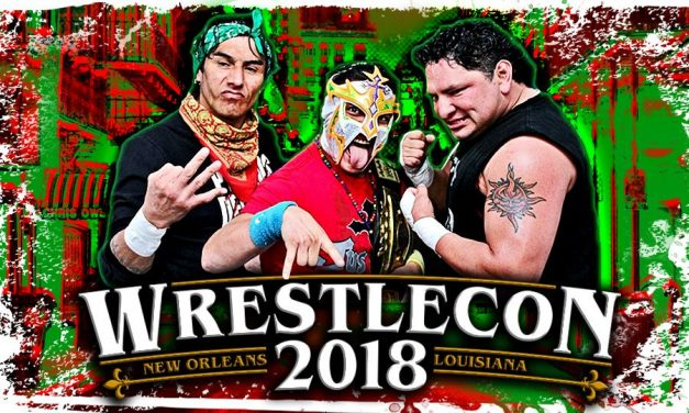 WrestleCon Supershow (WrestleMania Weekend 2018 Previews)