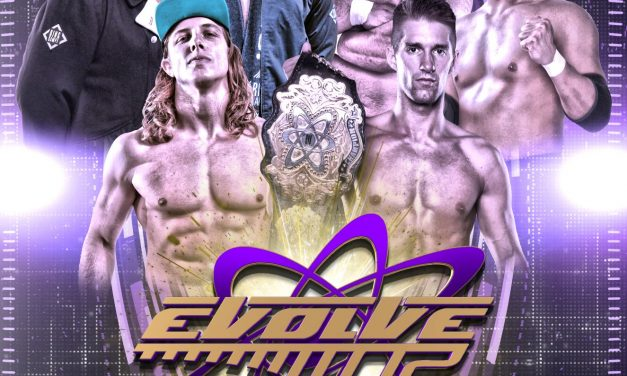 EVOLVE 102 (WrestleMania Weekend 2018 Previews)