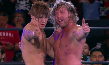 Patreon Exclusive: Instant Reaction – NJPW Strong Style Evolved