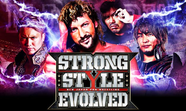 NJPW Strong Style Evolved (March 25) Results & Review