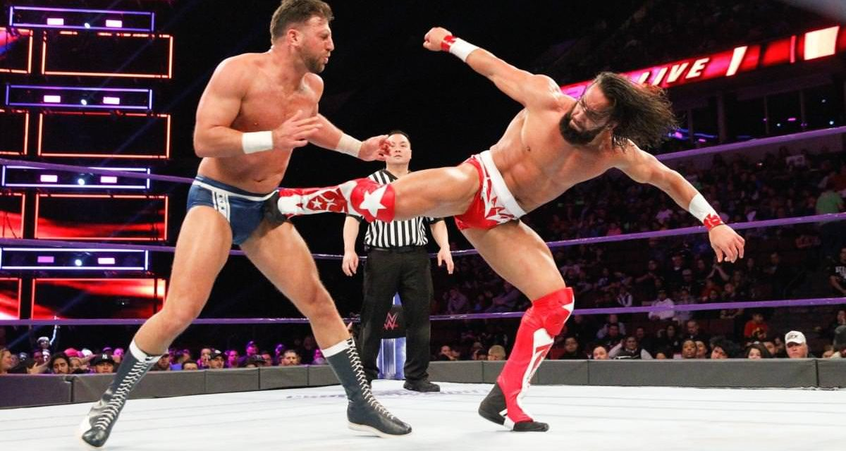 A Look Back at WWE's Cruiserweight Classic: The Competitors (Part 2)