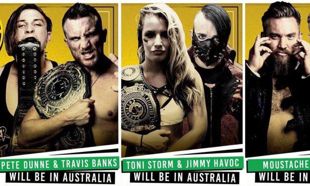 PROGRESS in Australia Preview (Part 1: EPW x PROGRESS)