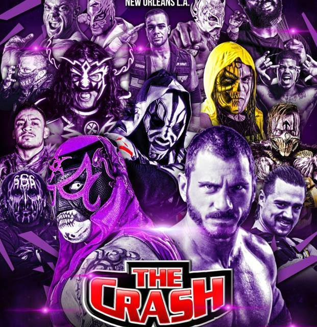 The Crash (WrestleMania Weekend 2018 Previews)