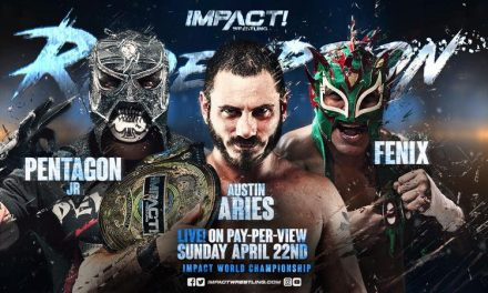 Impact Wrestling Redemption 2018 PPV Preview & Predictions