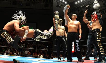 NJPW Road to Wrestling Dontaku 2018 (April 23) Results & Review