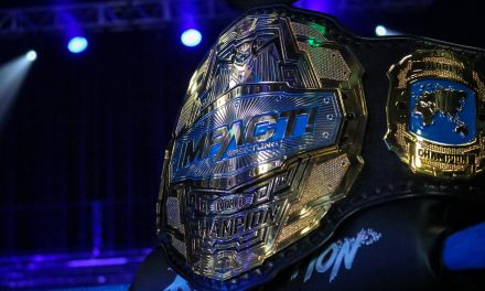 Impact Redemption 2018 (April 22) Results and Review