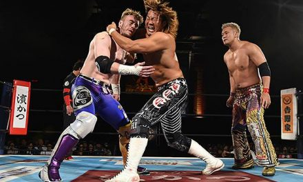 NJPW Road To Wrestling Dontaku 2018: Night 12 Results & Review