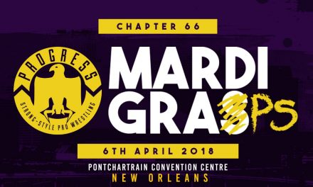 """PROGRESS Chapter 66 """"Mardi Graps"""" Results & Review"""