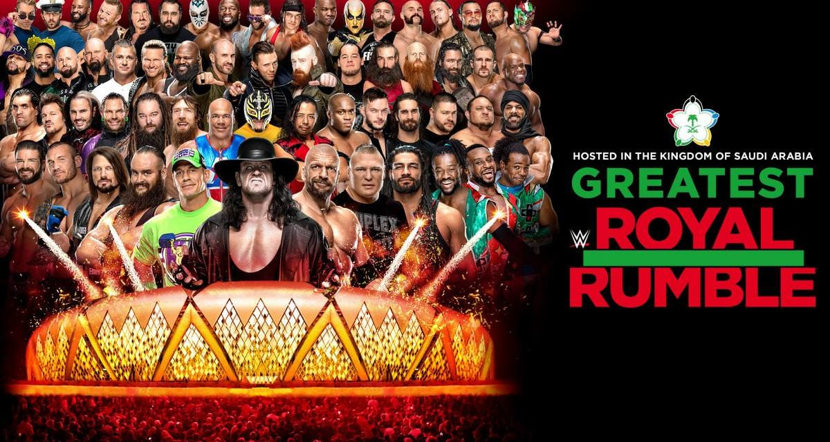 Image result for greatest royal rumble