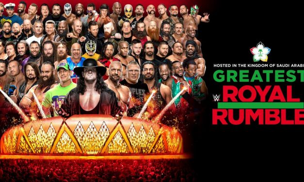 WWE Greatest Royal Rumble (April 27) Preview & Predictions