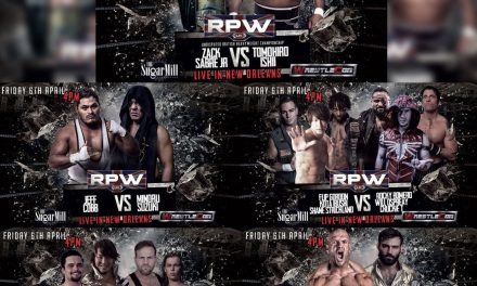 Revolution Pro Wrestling (WrestleMania Weekend 2018 Previews)