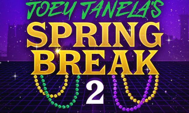 Joey Janela's Spring Break II (WrestleMania Weekend 2018 Previews)