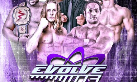 EVOLVE 103 (WrestleMania Weekend 2018 Previews)