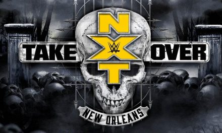 NXT TakeOver New Orleans Results & Review