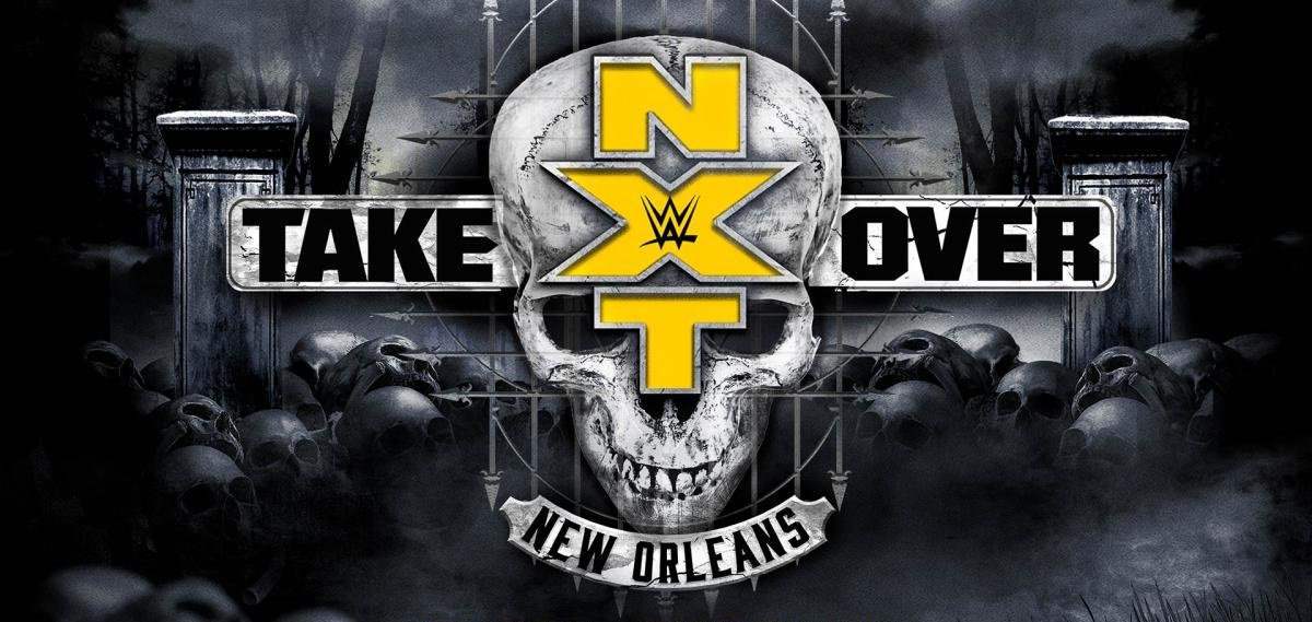 WWE NXT Takeover: New Orleans Results