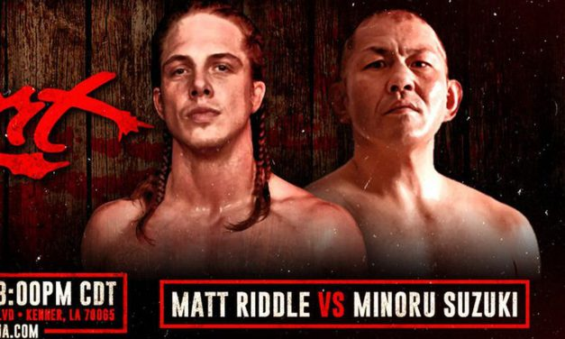 Matt Riddle's Bloodsport Review