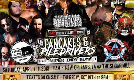 PWR Pancakes & Piledrivers (WrestleMania Weekend 2018 Previews)