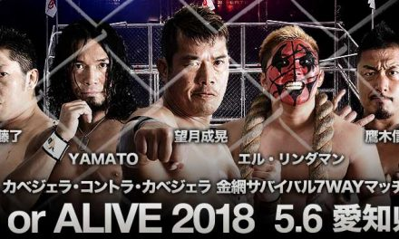 Dragon Gate Dead or Alive 2018 Preview and Predictions