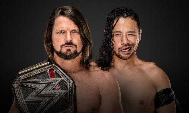 WWE Backlash 2018 Preview & Predictions