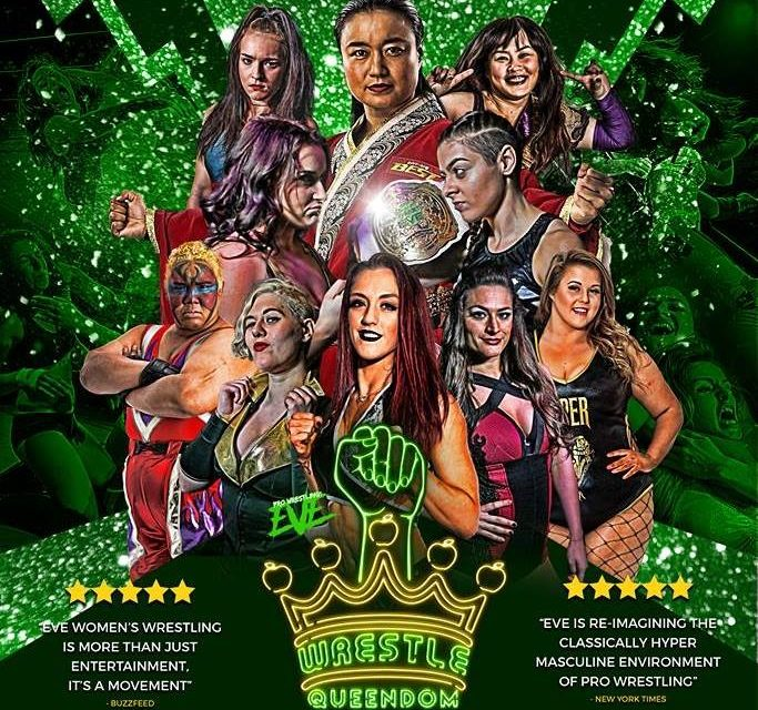 Pro-Wrestling: EVE Wrestle Queendom (May 5) Preview & Predictions