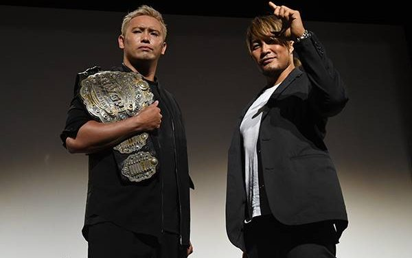 VOW Flagship: Okada vs. Tanahashi, GRR, Backlash & more!