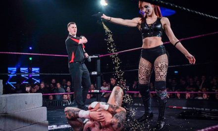 ICW Barramania 4 Results & Review