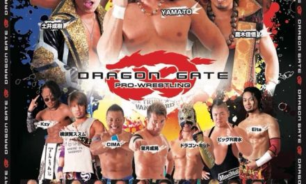 Dragon Gate 2018 King of Gate Preview and Predictions
