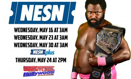 Lanza TV Reviews (May 31): 205 Live, NXT, CWFH & Impact