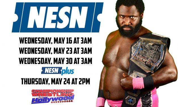 Lanza TV Reviews (May 31): 205 Live, NXT, CWFH & Impact