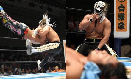 NJPW Best of the Super Juniors Night Four (May 22) Results & Review