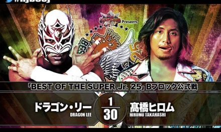 NJPW Best of the Super Juniors 25 Night 6 (May 25) Results & Review