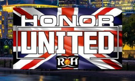 ROH Honor United: Night 3 (May 27th) Results & Review