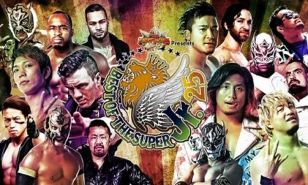 NJPW Best of the Super Juniors 25 All-In-One Preview & Schedule