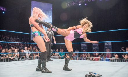 The Current State of Impact Wrestling's Knockouts Division