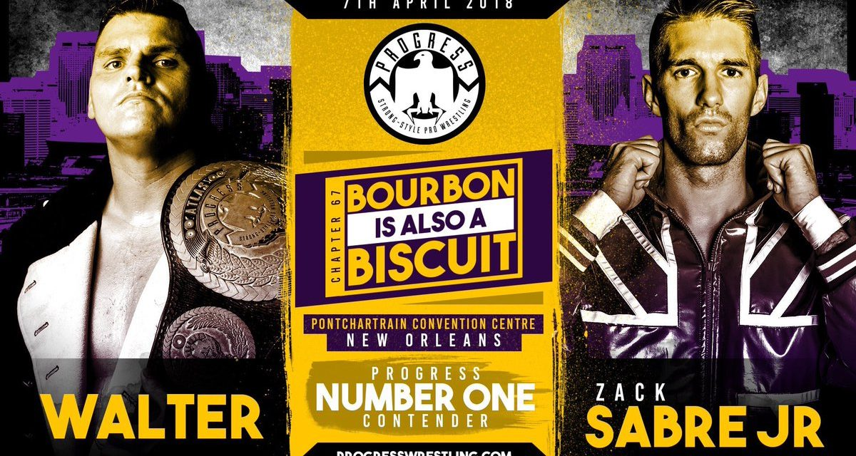 "PROGRESS Chapter 67 ""Bourbon is also a Biscuit"" Results & Review"