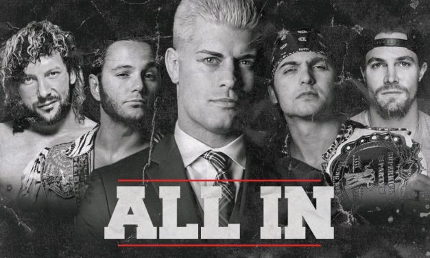 VOW Flagship: All In, Rumored WWE TV Deal, Super Juniors & more!