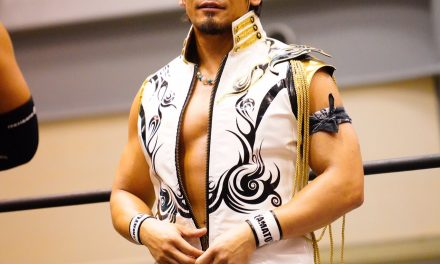 Dragon Gate King of Gate Night One 2018 (May 8) Review