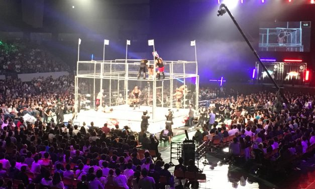 Dragon Gate Dead or Alive 2018 (May 6) Review