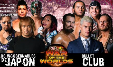 ROH/NJPW War of the Worlds 2018 Weekend Preview