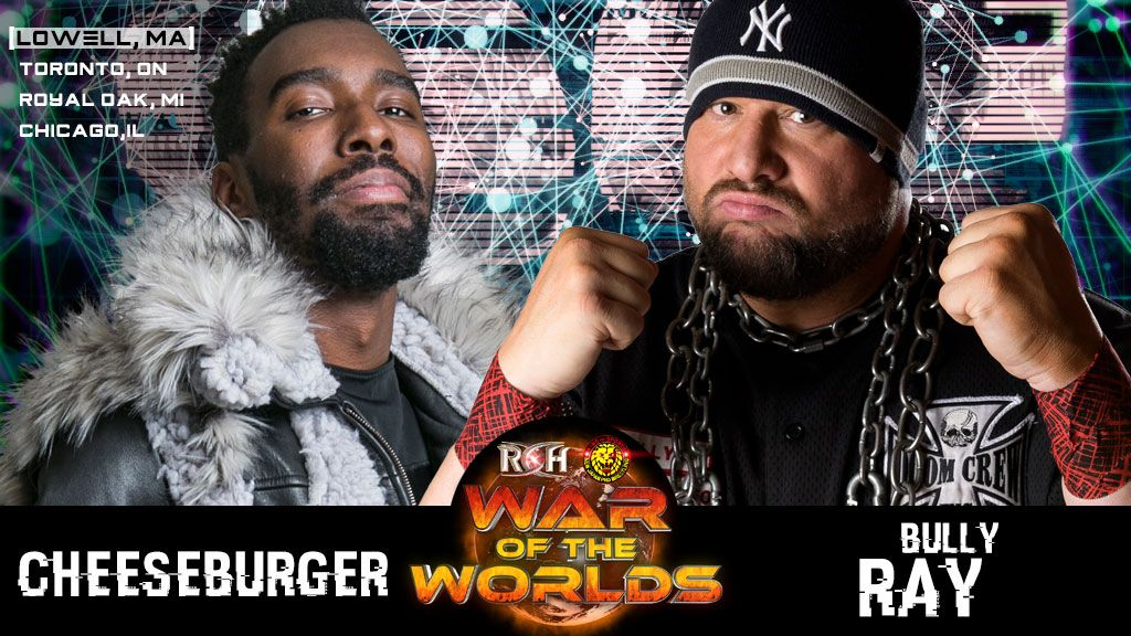 ROH/NJPW War Of The Worlds 2018: Night 1 (May 9th) Results & Review