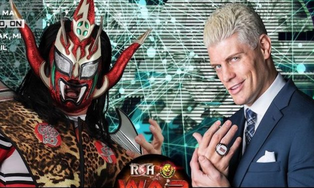ROH/NJPW War of the Worlds 2018: Night 2 Results & Review