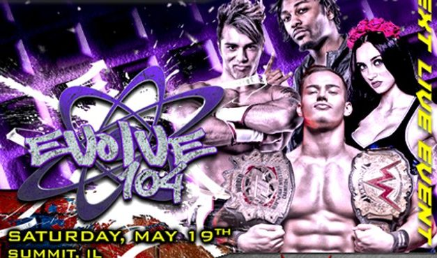 EVOLVE 104 (May 19th) Results & Review