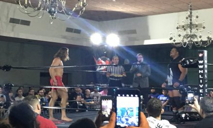 EVOLVE 105 (May 20th) Results & Review