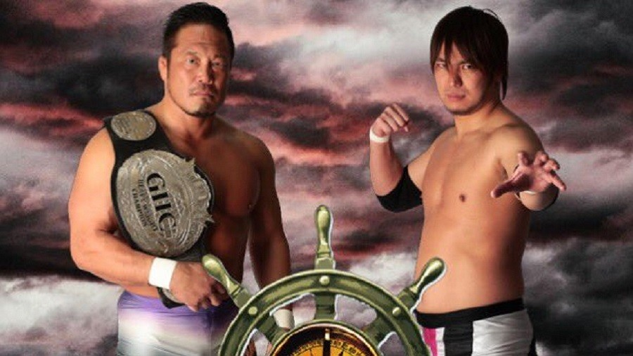 A Great Voyage into Pro Wrestling NOAH & A Great Voyage in Niigata