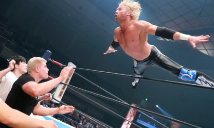 NJPW Wrestling Dontaku 2018 Night 1 Results & Review