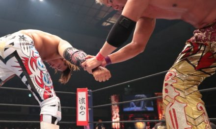 VOW Flagship: Okada/Tanahashi, Backlash, State of ROH & more!